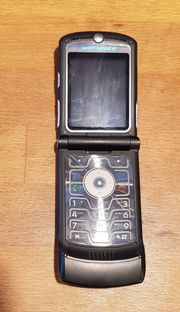 Räumungsverkauf Motorola Black