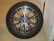Winterreifen BMW 2er mit Leichmetallfelgen