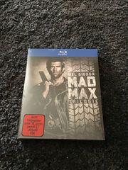 Mad Max Trilogie UNCUT Blu-Ray