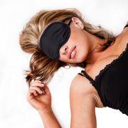Restposten Schlafmasken Augenmasken aus Seide