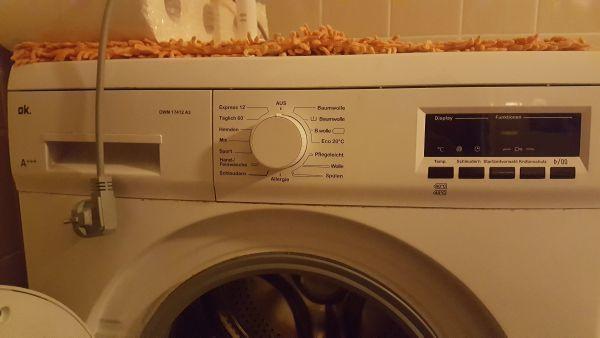 Waschmaschine ok a funktioniert bestens in berlin