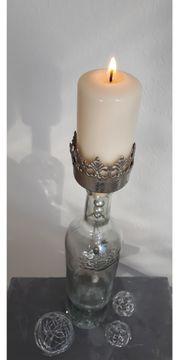 Kerzenständer Upcyclin