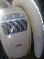Fahrbare Klimaanlage mit