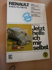 Reparaturanleitung- Renault R16