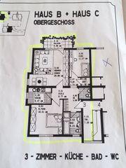 3-Zimmer Wohnung Neckargemünd-Kleingemünd