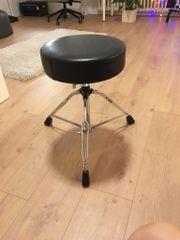 Schlagzeughocker / Instrument Stuhl