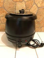 Suppenwärmer Suppenkessel Würstchenwärmer mieten leihen