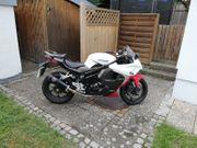 Motorrad - Hyosung GT 650i