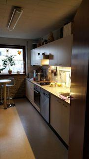 Küche inkl. Marken-