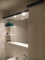 Badspiegel Badschrank