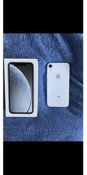 iphone xr 64g weiß tausch