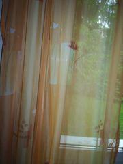 2 Schals Vorhang