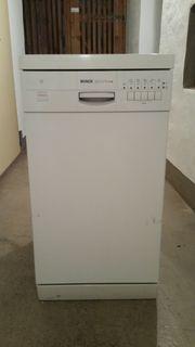 Schmale Spülmaschine von Bosch Geschirrspüler