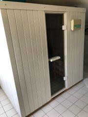 Sauna zu verkaufen
