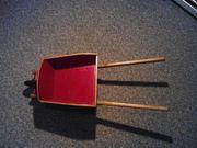 Holzschubkarren für Kinder