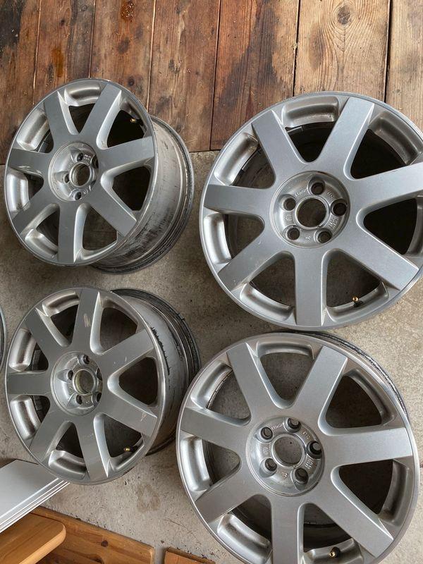 VW,Golf,Alufelgen,6,5X16 ET42,1J0 601 025 AE, gebraucht gebraucht kaufen  74385 Pleidelsheim