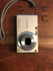 Digitalkamera Panasonic Lumix 10 1