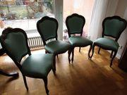 Stuhl antik Überzug