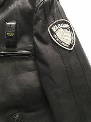 Lederjacke schwarz (Nicht