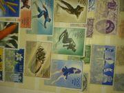 Briefmarken Alben verschiedene