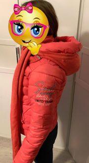 SOCCX Winterjacke mit Kapuze Sehr
