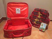 FELIX Kinderkoffer und -rucksack mit