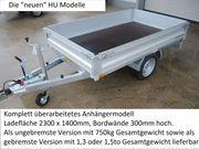 Humbaur HU152314 Hochlader 1 5to
