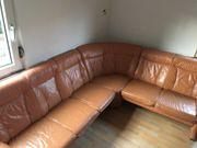 Echtleder Sofa