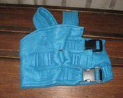 Hundehalti Fleece blau