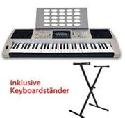Keyboard mit Ständer LP6210