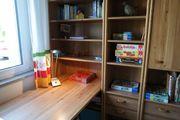 Jugendzimmer Zimmer inkl Schreibtisch Schränke