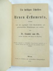 Die heiligen Schriften des Neuen