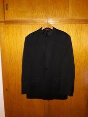 Herren Anzug schwarz