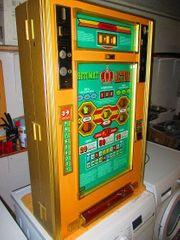 Geldspiel - Automat