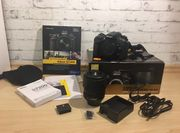 Nikon d7200 + 18-