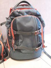 Schulrucksack und Sporttasche von Satch