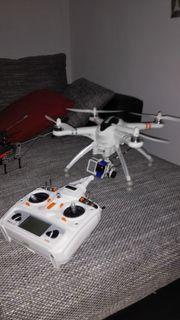 Modellflieger,Quadrocopter