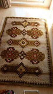 Teppich, hochwertiger Wollteppich,