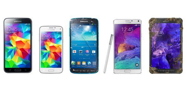 suche Samsung Galaxy » Samsung Handy