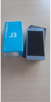 Samsung Galaxy J3 inkl Hülle