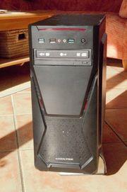 PC ASUS P5QL-EPU GeForce GTX