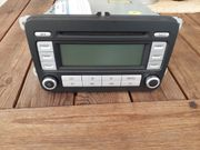 VW-CD Radio