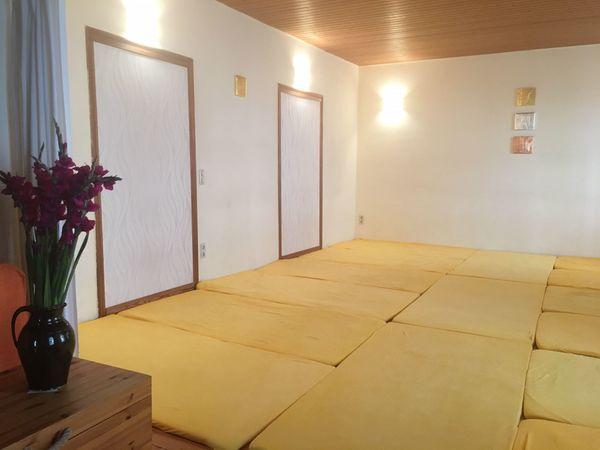 Großer Heller Raum Für Yoga Therapie Meditation Körperarbeit Gruppen