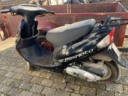 rex moto Roller