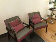 2 Sessel/Stühle