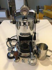 Siebträger Espressomaschine Ariete