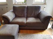 Sofa mit passendem