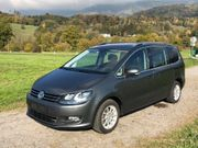 Volkswagen Sharan Highline 2 0
