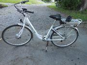 SAXONETTE mein E-bike Easy Rider