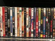 DVD- & Bluray Sammlung